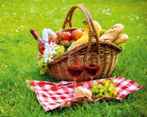 Picknick for two