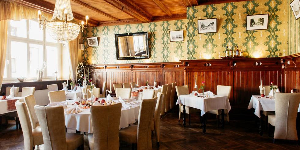 Restaurant Deutscher Kaiser Perleberg Ansicht 1
