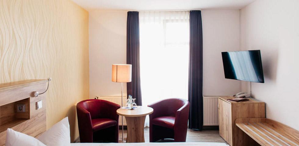 Zimmer im Neubau Ansicht 4